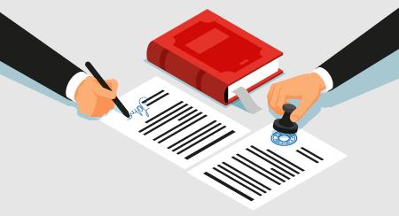 Fundamentos legales en la firma del contrato con Certificado Digital